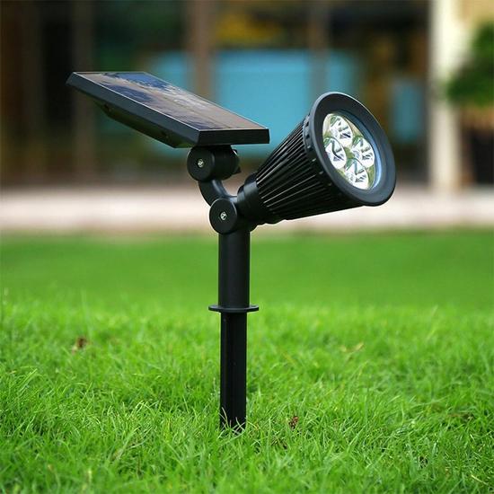 Đèn an ninh biệt thự năng lượng mặt trời