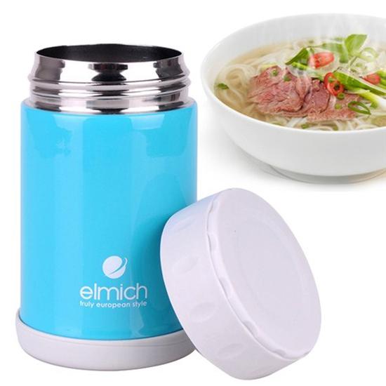 Bình đựng thức ăn giữ nhiệt Elmich EL6844