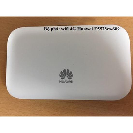 Thiết Bị Phát Wifi Từ Sim 3G/4G Huawei E5573cs -609