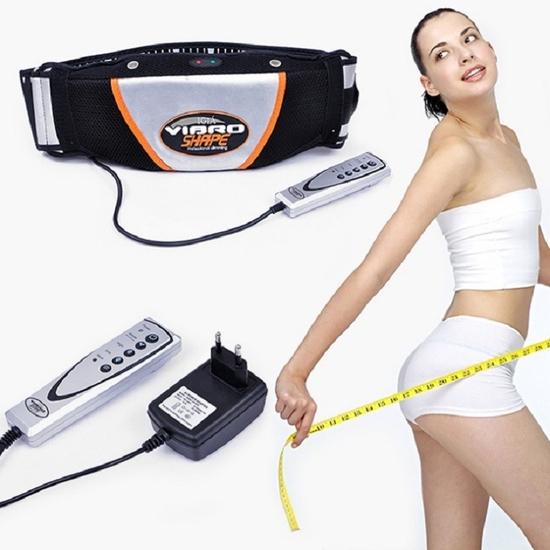 Đai massage rung nóng Vibro Sharp