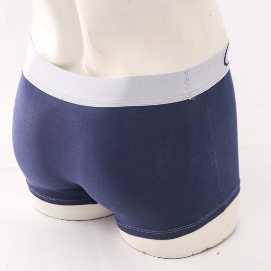 03 quần sịp đùi cotton, cạp to khỏe khoắn cho nam