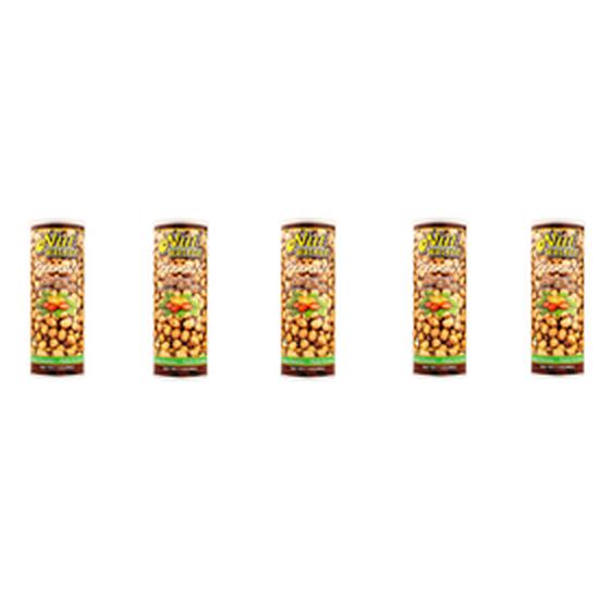 COMBO 5 HỘP LẠC RANG vị sữa dừa Nut Walker  5*200G