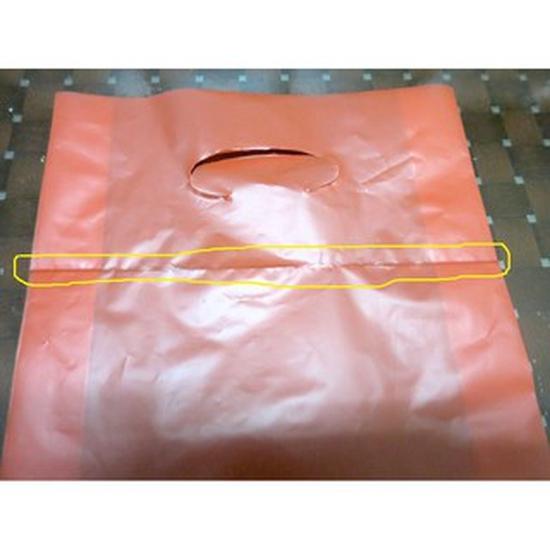 Máy hàn túi, máy hàn túi nilon loại 20cm (BH 3 tháng)