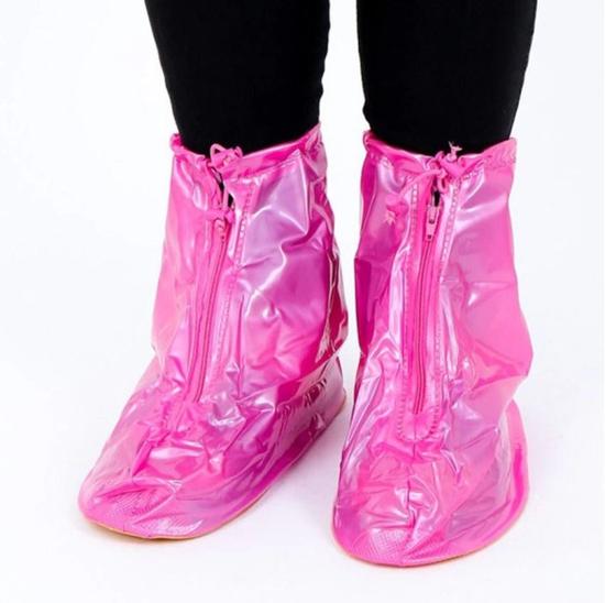 Ủng đi mưa có đế chống trượt