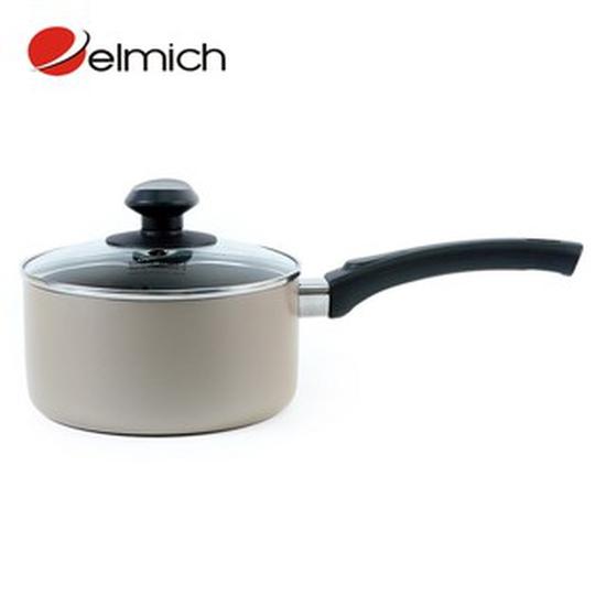 Bộ nồi quánh bột và chảo chống dính cho bé ELMICH BABY EL-1167