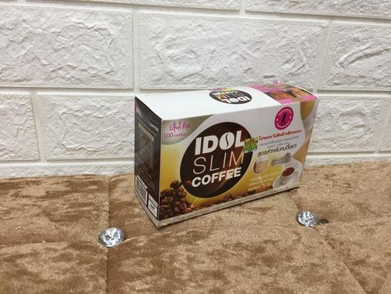 Cafe giảm cân idol slim coffee