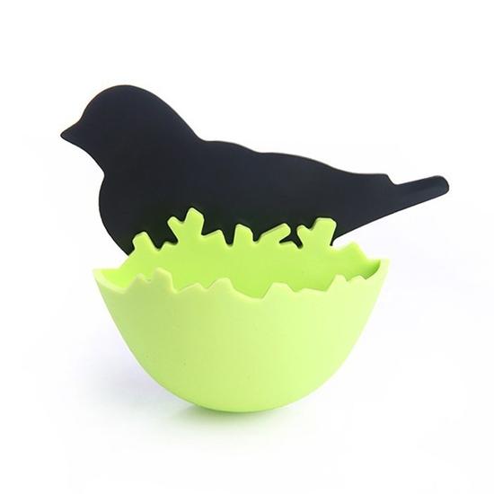 Tổ chim đựng đồ trang trí decor (giao màu ngẫu nhiên)