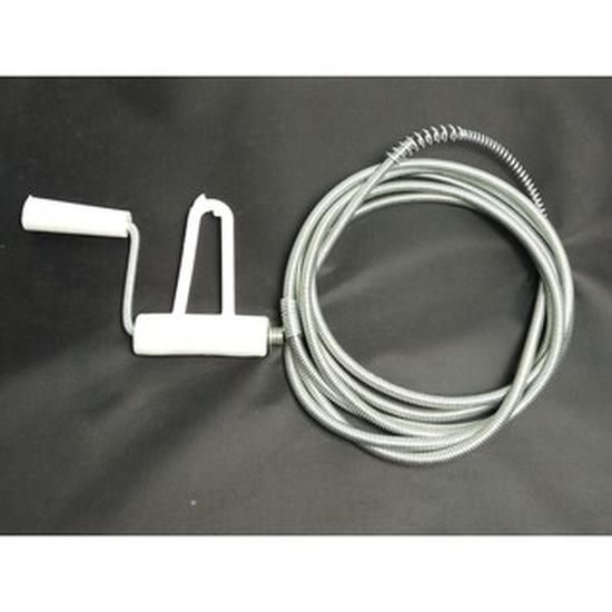 Dụng cụ thông tắc cống gia đình (loại dây 3m)