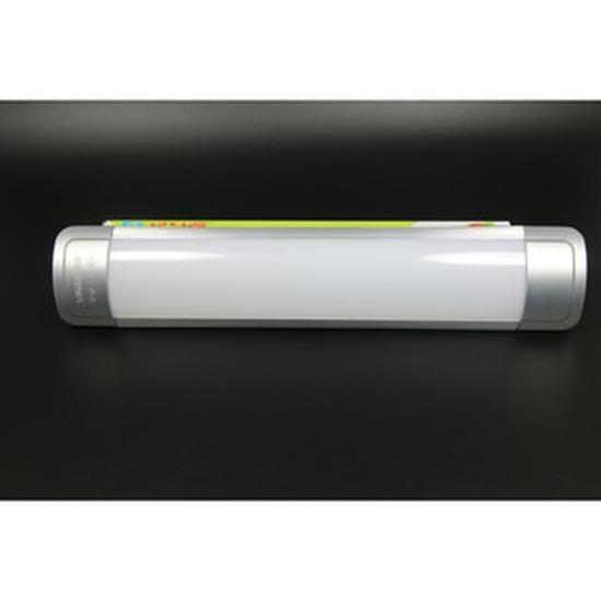 Đèn LED Mica siêu sáng liền máng 9W