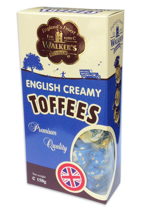 Kẹo Toffees English Creamy 150Gr
