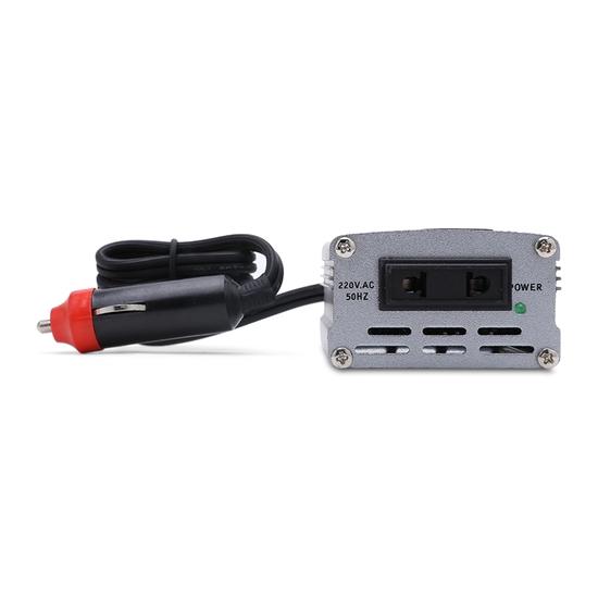 Bộ chuyển đổi điện 12V-220V-100W