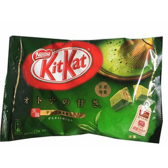 Kitkat trà xanh gói 130g