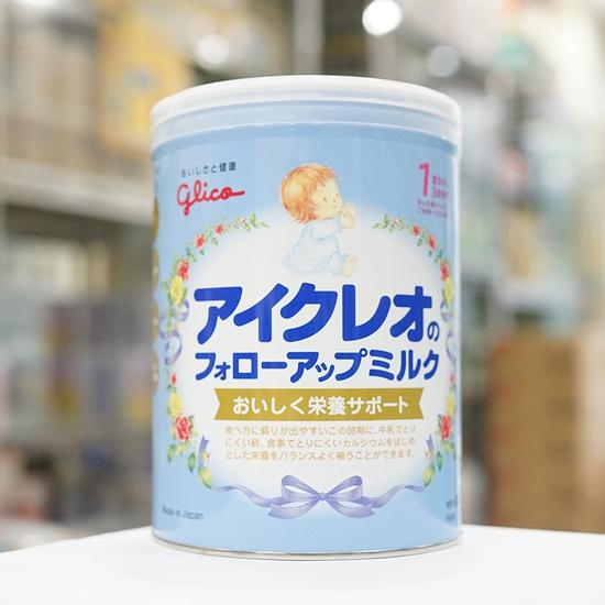 sữa glico số 1( mẫu mới)