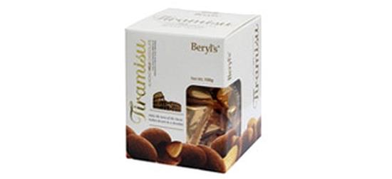 Sôcôla Tiramisu Almond Milk 100 Gr