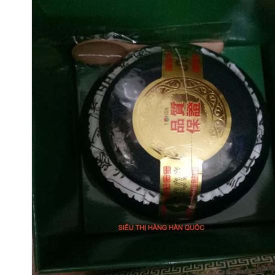 Cao hồng sâm núi Hàn Quốc Cao Cấp Tinh chất hũ sứ 1000g - Hàng 2 con rồng chính hãng Cực tốt cho nam giới