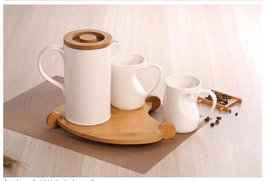 Bộ bình trà sứ cao cấp