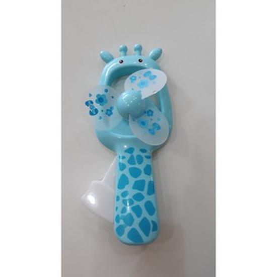 Quạt mini cầm tay hình con vật ngộ nghĩnh cho bé