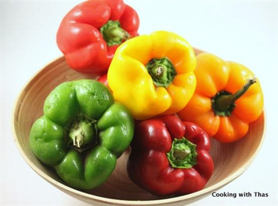 cb 2 gói  hạt giống trồng Ớt Ngọt