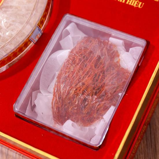 100g Yến tinh chế Nha Trang+ 12g yến huyết + đường