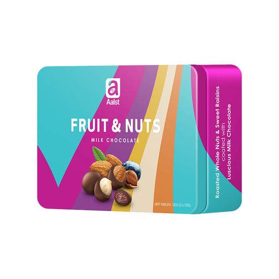 Sô cô la Aalst Fruit & Nuts 150g