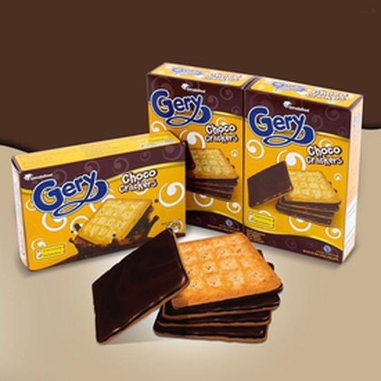 Combo 3 hộp bánh gery choco crackers 220gr/hộp ( Tặng 1 gói dừa 40g )