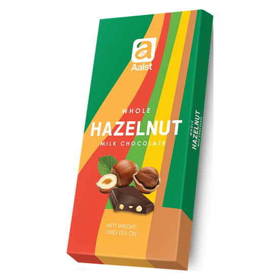 Aalst Chocolate Whole Hazelnut