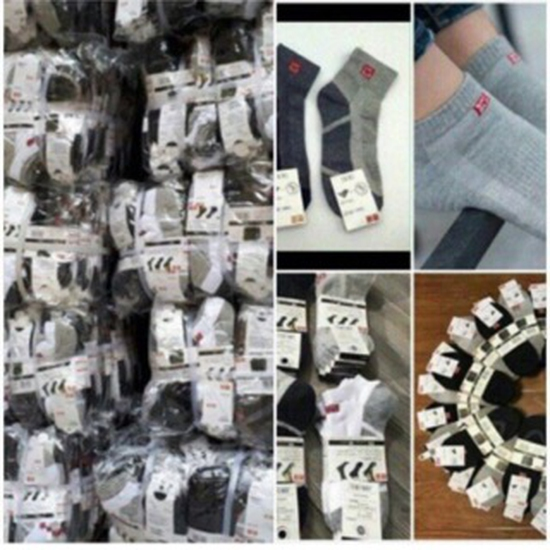 Set 5 đôi tất nam 95% cotton