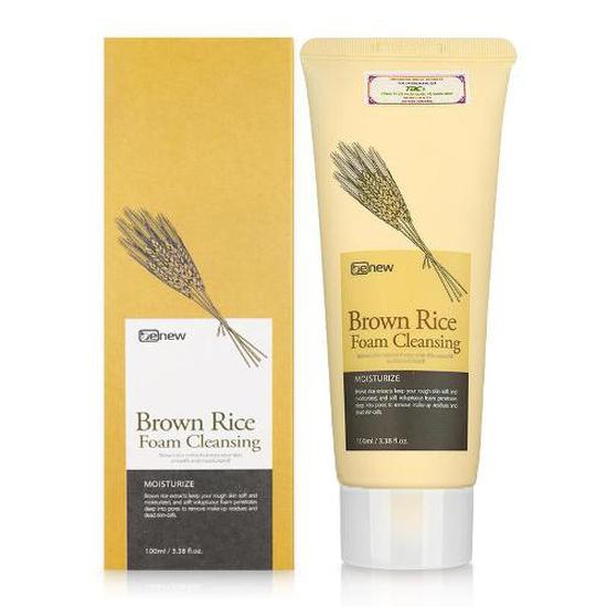 Sữa rửa mặt Benew Brown Rice