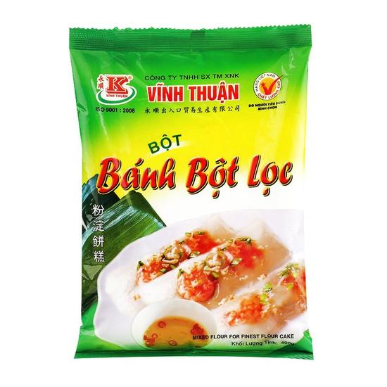 Bột bánh bột lọc Vĩnh Thuận gói 400g