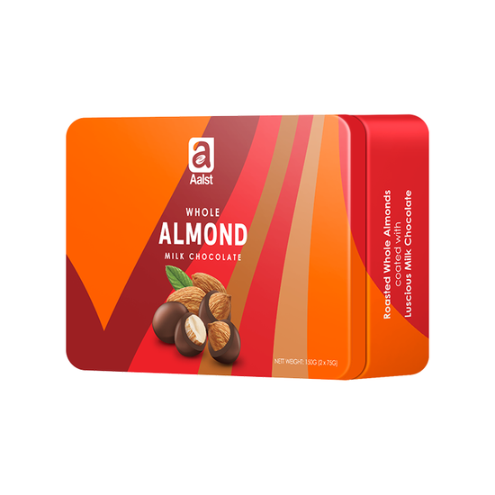 Sô cô la Aalst Almond 150g