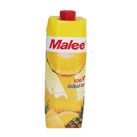 Nước ép Dứa hiệu Malee – hộp 1L