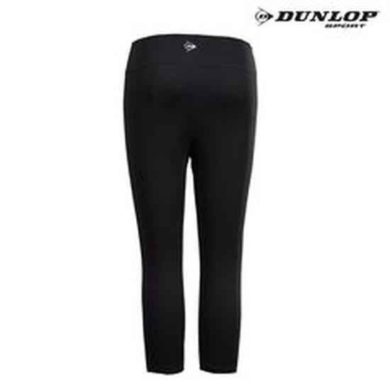 QUẦN GYM NỮ DUNLOP - DQGYS8109-2S-BK