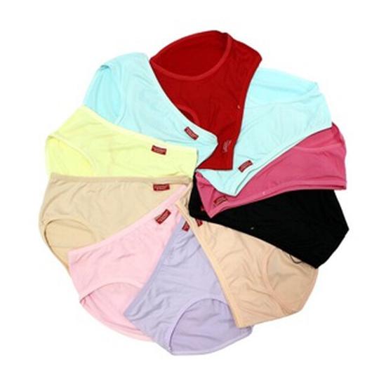 Combo 10 quần cotton vic mềm mịn
