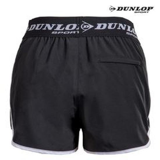 QUẦN THỂ THAO NỮ DUNLOP - DQRUS8014-2S-BK