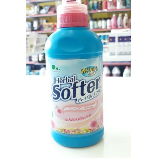 Nước xả vải Softer Nhật 450ml