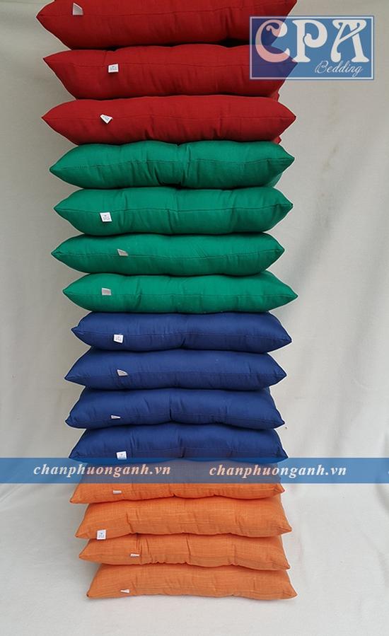 Đệm ngồi vuông color full -dn01 60x60cm
