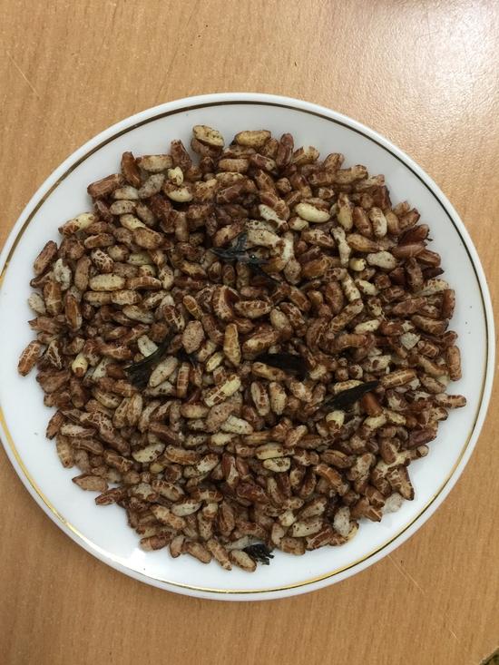 Combo 10 gói cơm gạo lứt rong biển Tuệ Minh