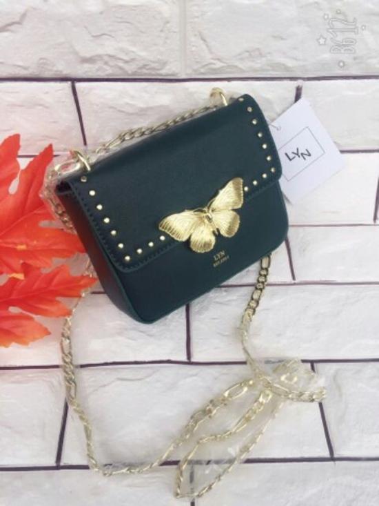 túi xách nữ khóa bướm
