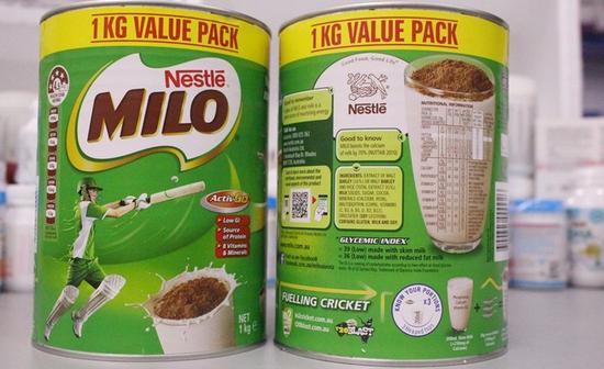 Combo 2 Hộp Nestle Milo 1kg Úc