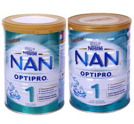 Combo 2 Hộp Sữa Bột Nan 400g/Hộp Nga