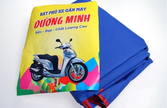 Bạt phủ xe Dương Minh