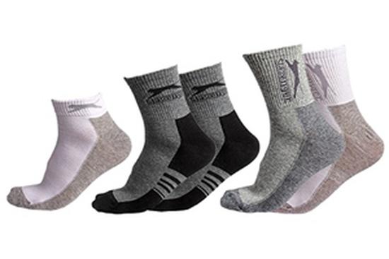 5 đôi tất Hàn Quốc Slazenger (Cổ ngắn)