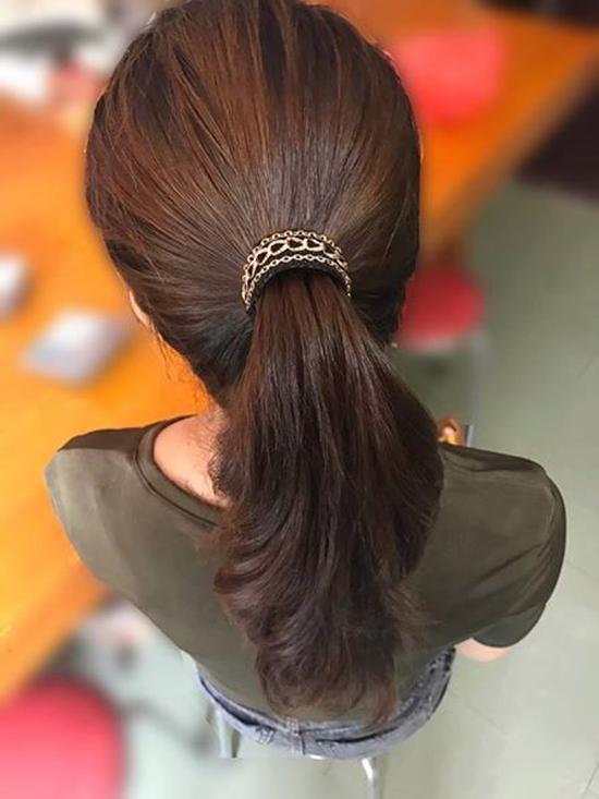Combo 5 kẹp tóc thổ cẩm