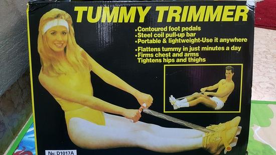 Dây tập lò xo Tummy Trimmer