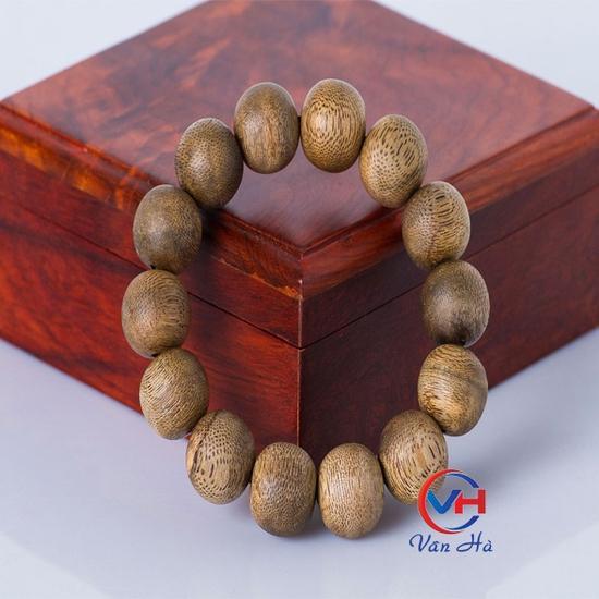 Vòng gỗ Trầm Hương 8li