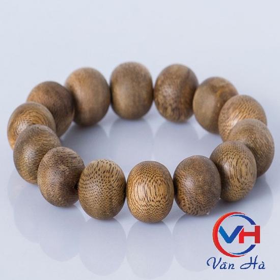 Tên gọi: Vòng gỗ Trầm Hương 12li