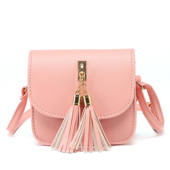 Túi đeo chéo nữ  HN29-Hồng