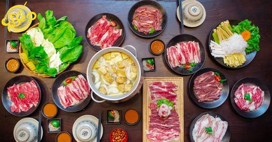 Buffet Lẩu Bò Nhúng Dấm Tại Bếp Quán - Chef Thái, Siêu Đầu Bếp 5*
