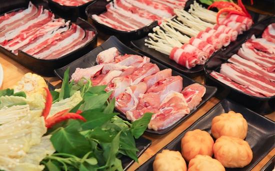 Buffet Lẩu Siêu Ngon Giá Hấp Dẫn Nhà Hàng Lẩu Pháp