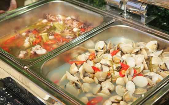 Buffet Lẩu Ăn Không Giới Hạn - Buffet BBQ & Hot Pot Hong Kong New